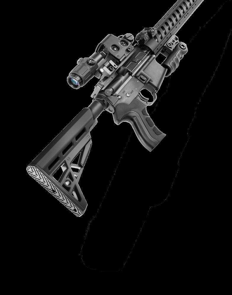 NEW 2015 TactLite STOCK AR-15 RIFLE