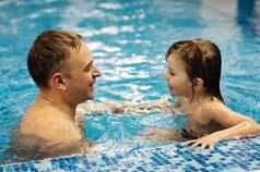 Providing early aquatic experiences to a child is a gift that will have lifelong rewards. Young children are curious and their interests and abilities change from day to day.