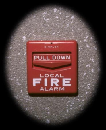 KNOW YOUR SURROUNDINGS Know where the fire alarm is in proximity to your laboratory. Is it right down the hall or is it next to the door to the stairwell?
