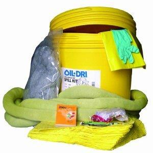KNOW YOUR SURROUNDINGS When there are chemical or biological substances being used an emergency spill kit should be available.