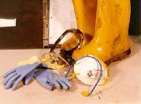 What is PPE? PPE is short for personal protective equipment.