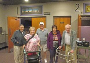 m.: Church Rides Local Veterans Trip to Watch Film Dunkirk Dunkirk. It was released in theaters on July 21st, and debuted as the number-one film in the world.