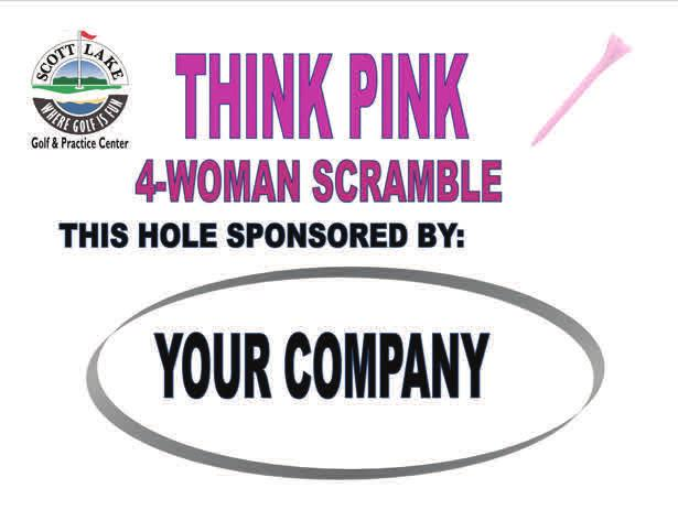 Investment: $ per flag Hole-in-one Sponsors - The sponsor will have their name on the contest hole.