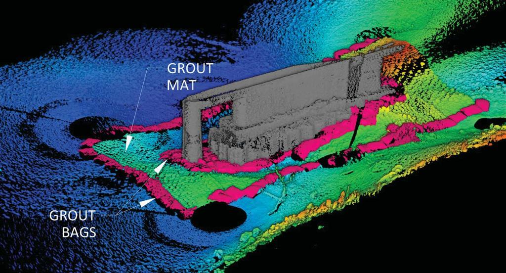 Underwater Construction Inspection Underwater imaging technologies can be used in all phases of construction, from preconstruction planning, through the construction phase, to verifying as-built