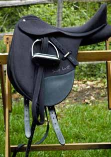 You don t necessarily have to buy more than one saddle investigate saddles like the Collegiate Conver-tibles from Weatherbeeta USA.