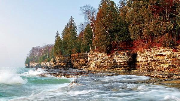 CYC Cruise to Door County Wisconsin We are planning another ADVENTURE where sailors and power boaters rendezvous. This summer we are looking to head to the Door Peninsula across the big lake.