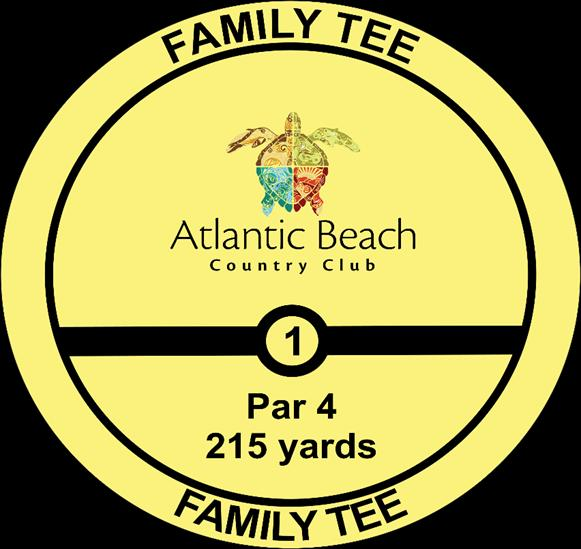Introducing The Family Tee Starting February 1 st, parents & juniors will be able to use scorecards for the new Family Course (Scorecards will be located at the golf shop counter).