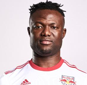 2017 NEW YORK RED BULLS PLAYER PROFILES Gideon BAAH Defender 3 Height: 6-0 Weight: 185 Hometown: Accra, Ghana Birthplace: Accra, Ghana Previous Club: HJK Helsinki Birthdate: 10/1/91 @GBaah3 How