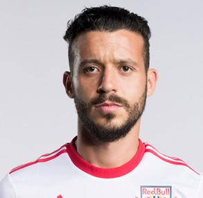 2017 NEW YORK RED BULLS PLAYER PROFILES FELIPE Midfielder 8 Height: 5-9 Weight: 150 Hometown: Engenheiro Beltrao, Brazil Birthplace: Engenheiro Beltrao, Brazil Previous Club: Montreal Impact