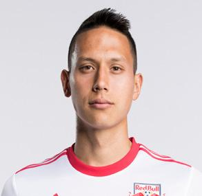 24 years old Third season in MLS One of eight Homegrown players on New York s roster Spent three semesters with the U.S. U-17 residency program in Bradenton, FL. Played for U.S. U-15, U-17 and U-18 teams.
