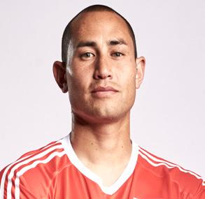 NEW YORK RED BULLS vs. PHILADELPHIA UNION Luis Robles Goalkeeper 31 Height: 6-1 Weight: 180 Hometown: Fort Huachuca, Ariz. Birthplace: Fort Huachuca, Ariz.
