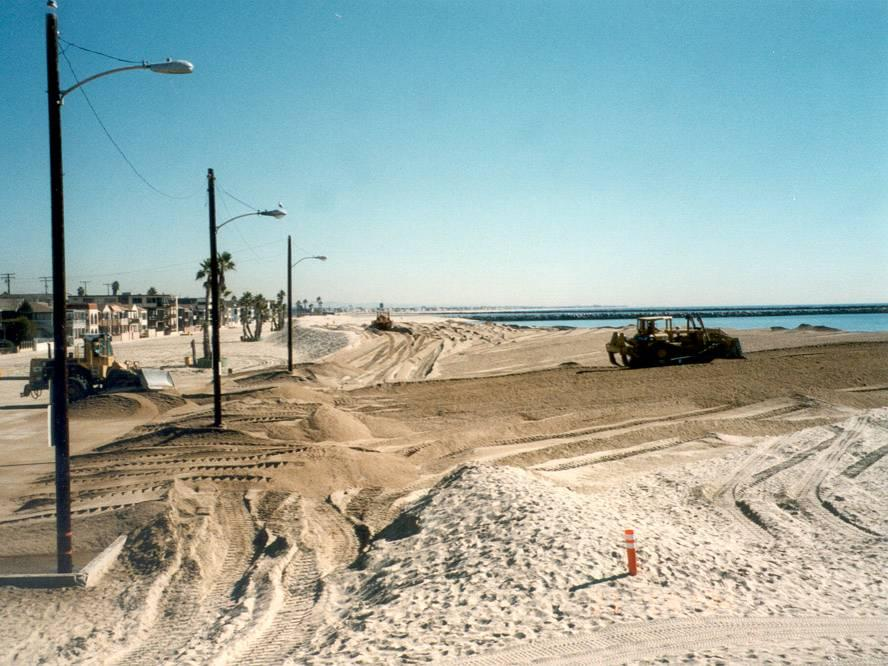 SEAL BEACH IN 1995