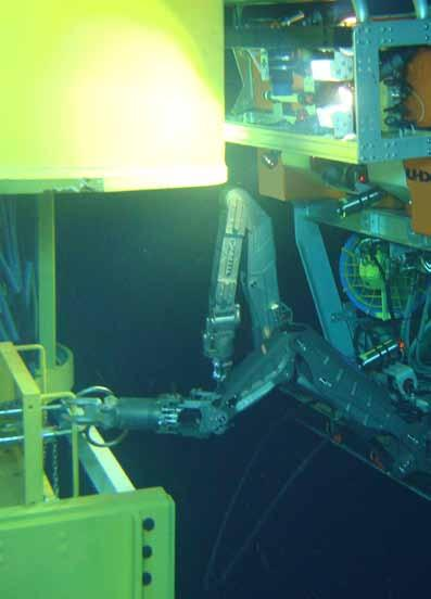 PRODUCT DATASHEET SUBSEA SYSTEMS Schilling Robotics ATLAS 7R Manipulator We put you first. And keep you ahead. The Subsea Industry relies on hundreds of Schilling Robotics manipulators every day.