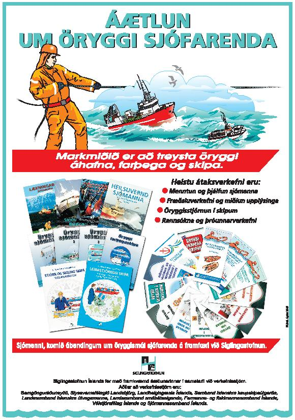 A Programme on the Safety of Seafarers The main items of the Programme Education and Training