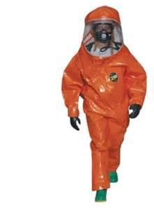 Rules & Regulations EPA Level A Highest level of respiratory, skin and eye protection available Recommends: Supplied breathing air Fully encapsulated chemical suit Inner chemical resistant gloves