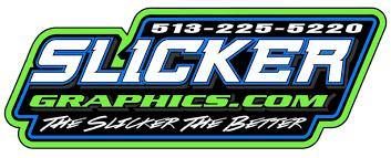 "SLICKER GRAPHICS MODIFIED RESULTS 1st HEAT FINISH 8 LAP Consi #1 FINISH 10 LAP ""A"" MAIN FINISH 20 LAP 1 68 ADAM STRICKER 1 1s KEITH SMITH 1 6 RYAN THOMAS 2 6 RYAN THOMAS 2 10 LARRY PICKLEHEIMER, JR."