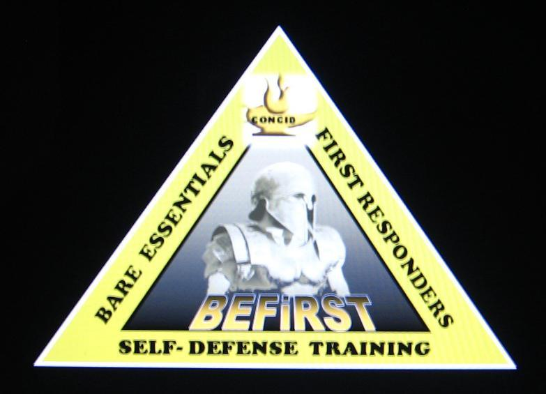 Bare Essentials First Responders Self-defense Training By L.