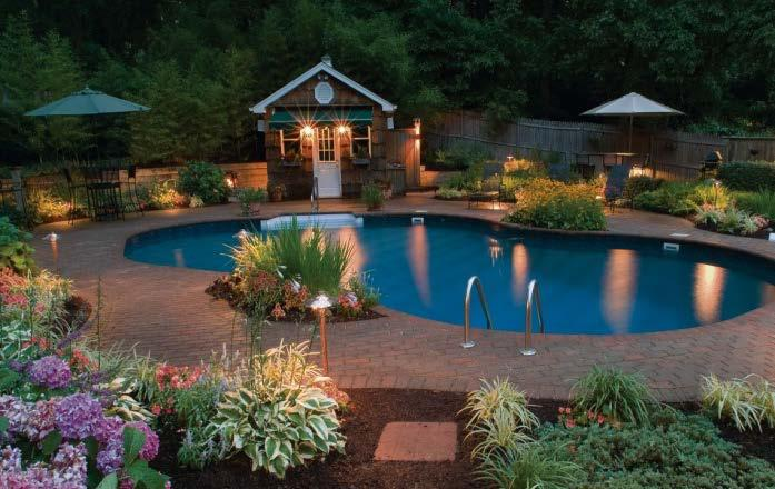 Swimming Pool Ordinance Areas of Concern: Pumps and Filters No pumps, filters or other equipment permitted in setbacks Pool Lighting Lighting Lights