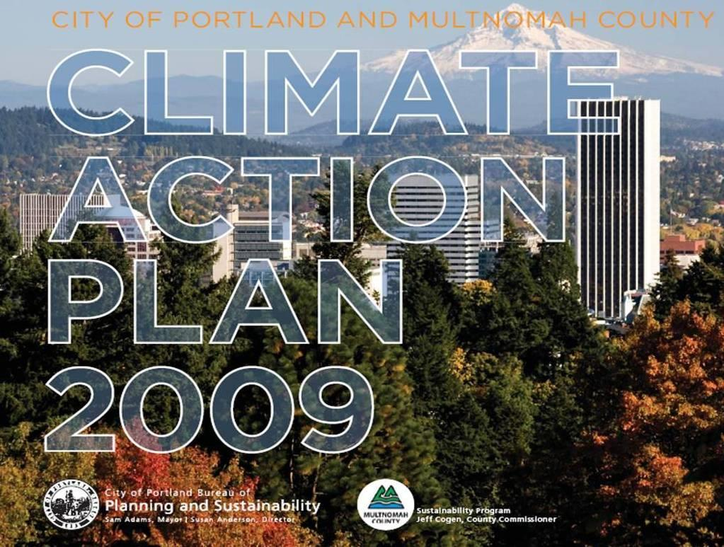 Design Year under the Climate Lens Greenhouse Gas targets result in