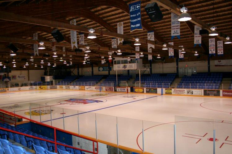 HOST ARENA NORTH PEACE ARENA