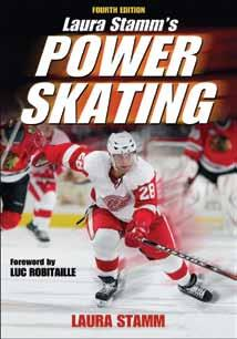 Powerful instruction for explosive speed Laura Stamm s Power Skating offers expert techniques that will help both amateur and professional players get an edge on the ice.