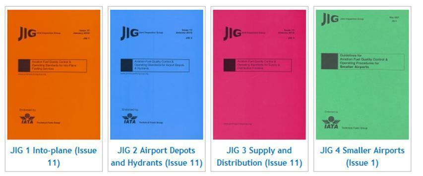 JIG Standards and Incident Investigation Section 8.10.3 Section 8.10.3 Section 11.