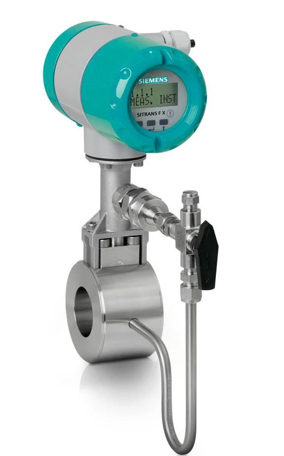 Product Family Option: Isolation valve Pressure sensor for leakage- and pressure tests capable of being isolated