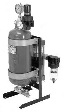 PSI FOR & 4 GALLON TANKS PSI FOR,
