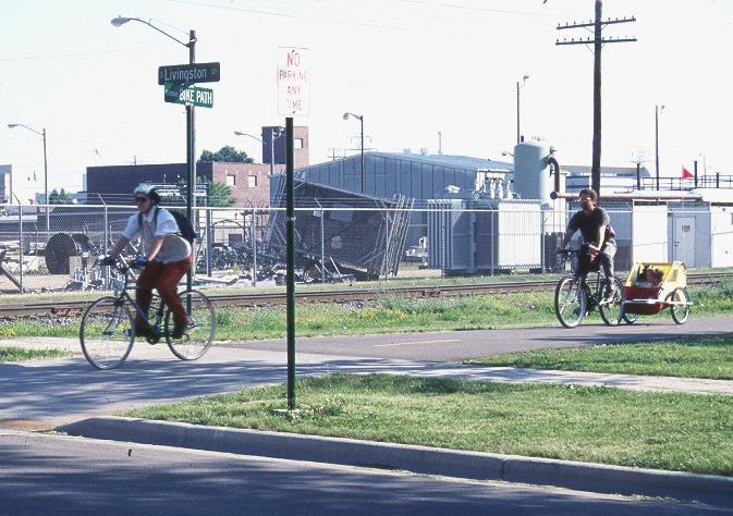 Objectives and Policies for Trail Networks Objective 13: Create a comprehensive and continuous citywide network of on- and off-street bicycle facilities and walking trails that are interconnected