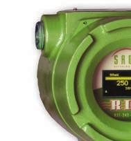 Sage Rio Thermal Mass Flow Meter (SIX Series) The Sage Rio Thermal Mass Flow Meter provides the same levels of performance
