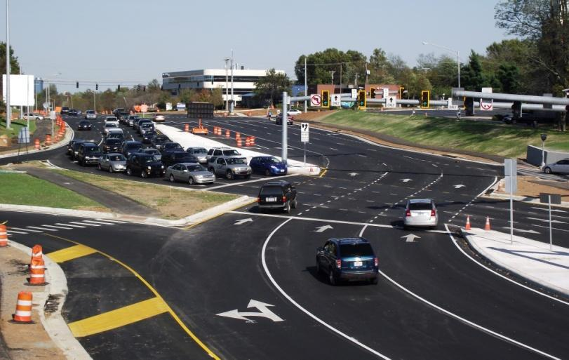 4.5 Intersection & Corridor Modernization The goal of Intersection and Corridor Modernization projects is to make our transportation corridors work better through improved efficiency and to improve