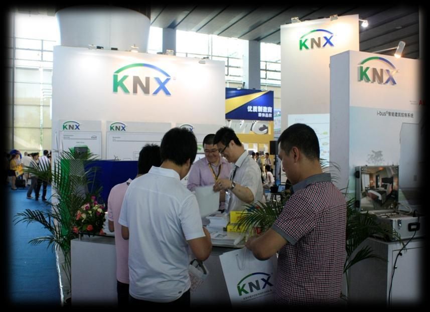 10 KNX in China Activities 1.