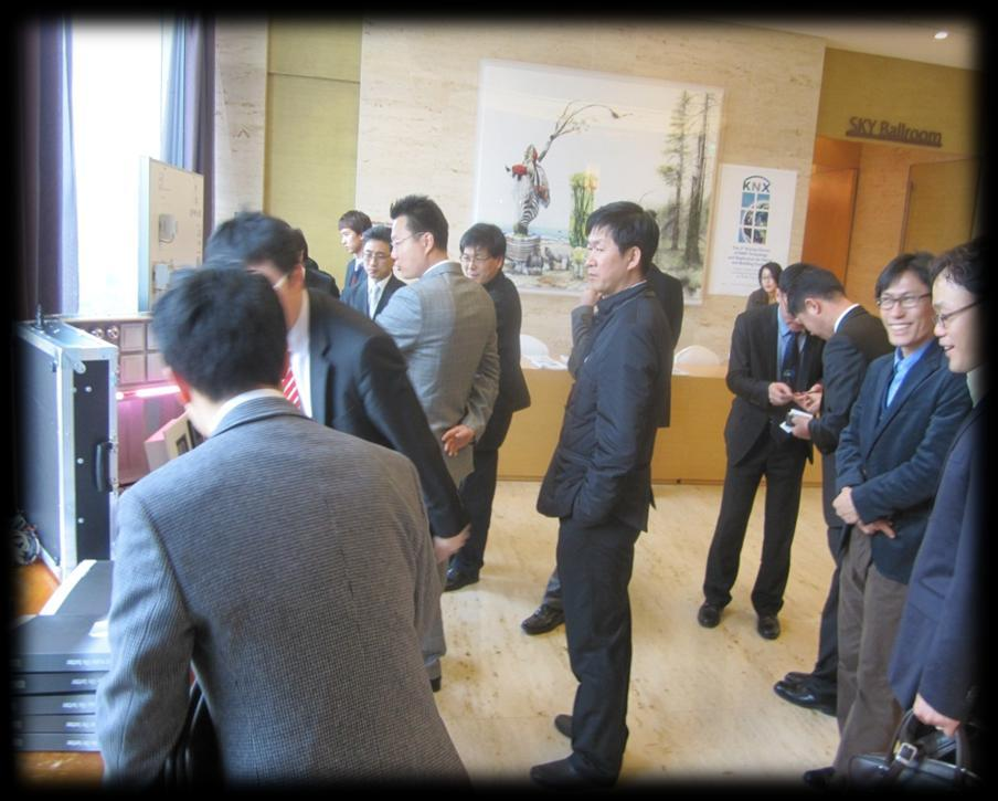 2 nd Korean Forum of KNX Technology and