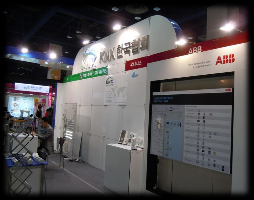 22 KNX in Korea