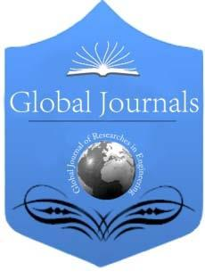 Global Journal of Researches in Engineering: I Numerical Methods Volume 14 Issue 1 Version 1.0 Year 2014 Type: Double Blind Peer Reviewed International Research Journal Publisher: Global Journals Inc.