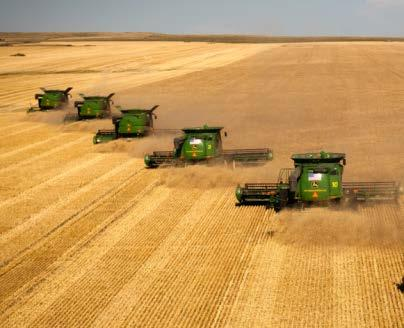 Medium- and long-term influencing factors driving demand for agricultural machinery Increasing demand and Scarcity of agricultural products due to» further growing world population» higher living