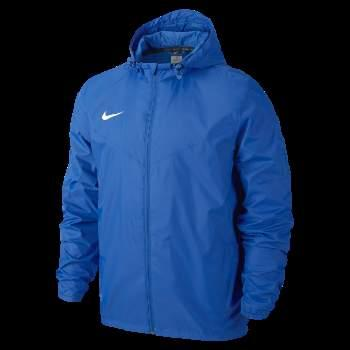 hem. ROYAL BLUE/OBSIDIAN/OBSIDIAN/(WHITE) Product code: 808758-463 TEAM SIDELINE RAIN JACKET The Men's Nike Football Jacket delivers