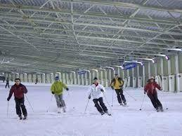 How much skiing will they do: They will have two / three hours ski lessons in the morning and afternoon on