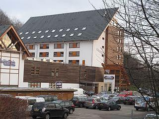SnowWorld Hotel**** Located in the countryside of Limburg,