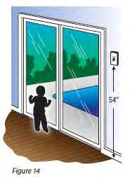 If a gate is properly designed and not completely latched, a young child pushing on the gate in order to enter the pool area will at least close the gate and may actually engage the latch.