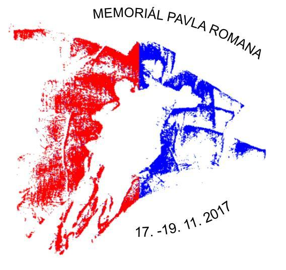 23 rd Year of PAVEL ROMAN MEMORIAL Olomouc, November 17