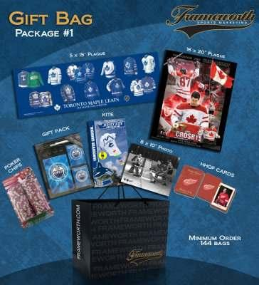 GOLFER S LOOT BAG ~ PERFECT FOR ANY TOURNAMENT ~ 3 DIFFERENT OPTIONS - Call BNL! www.frameworth.