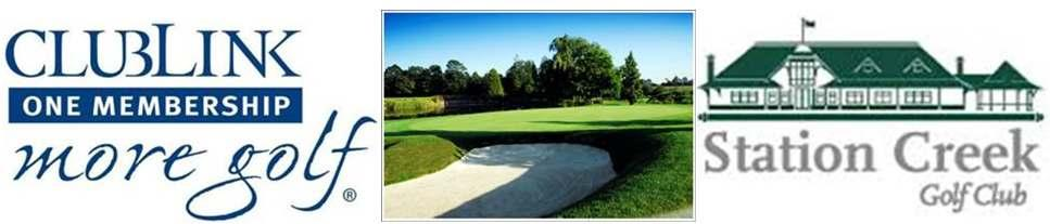 STATION CREEK GOLD CLUBLINK GOLF MEMBERSHIP FOR SALE LOCATED NEAR STOUFFVILLE -- THE ULTIMATE FOR YOUR CORPORATION!