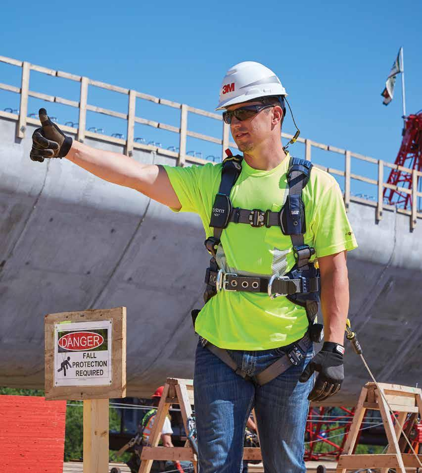FALL PROTECTION PLAN IMPORTANT: This document is intended to provide guidance