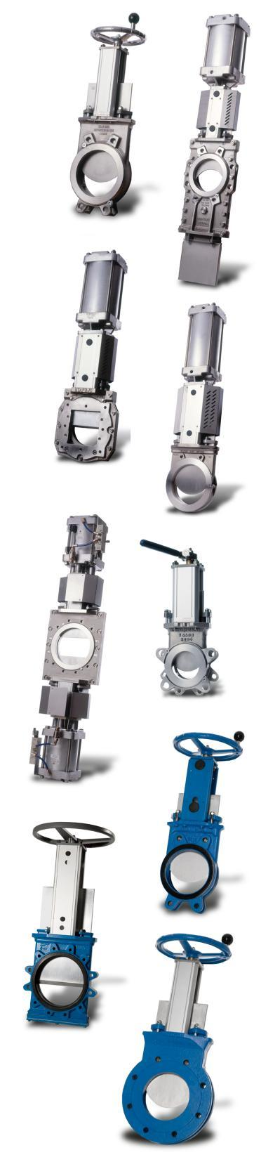 Operating instruction MV, XV, HG, HP, RKO, D2G, TV, BV, WB & SLV 1 Introduction 2 2 Stafsjö s knife gate valves 2 3 Technical information 2 3.1 Pressure test 2 3.