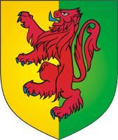 Now you practice and write down the description of the following coat of arms.