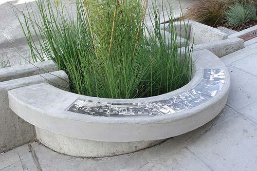 EPA Flow-through stormwater planter with