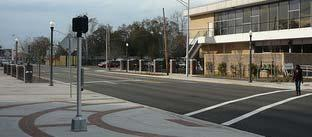 Case Study #4: Kings Road Pedestrian Enhancements, Jacksonville, FL Kings Road/US 23, stretching 2.5 miles from Martin Luther King Jr.