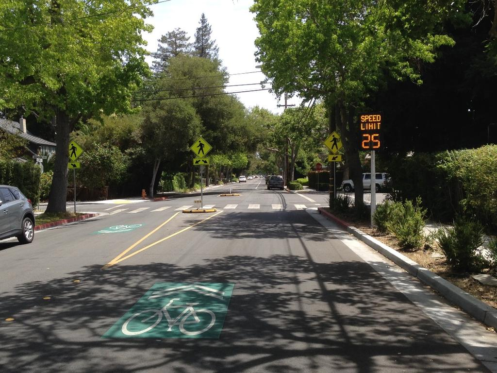 Bicycle Boulevards & Enhanced