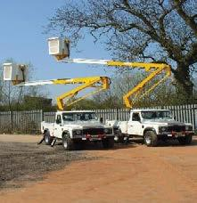 Appendix B: Example of Aerial Lifts Vehicle Mounted